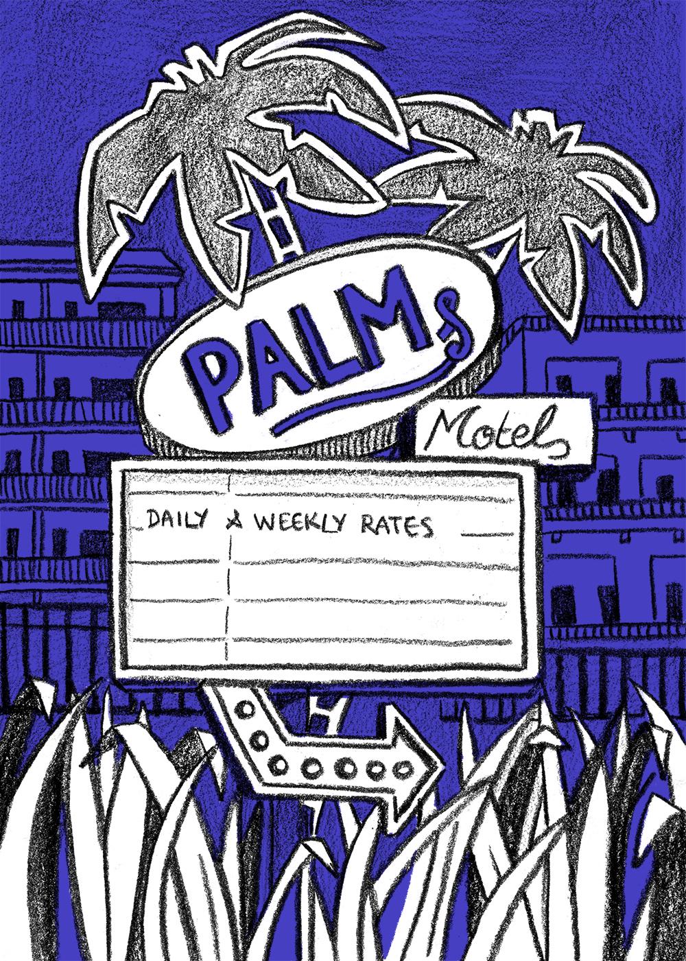 Alice Des – Palms Motel
