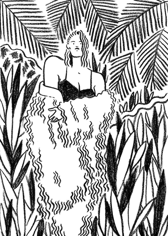 Alice Des – Jungle Girl