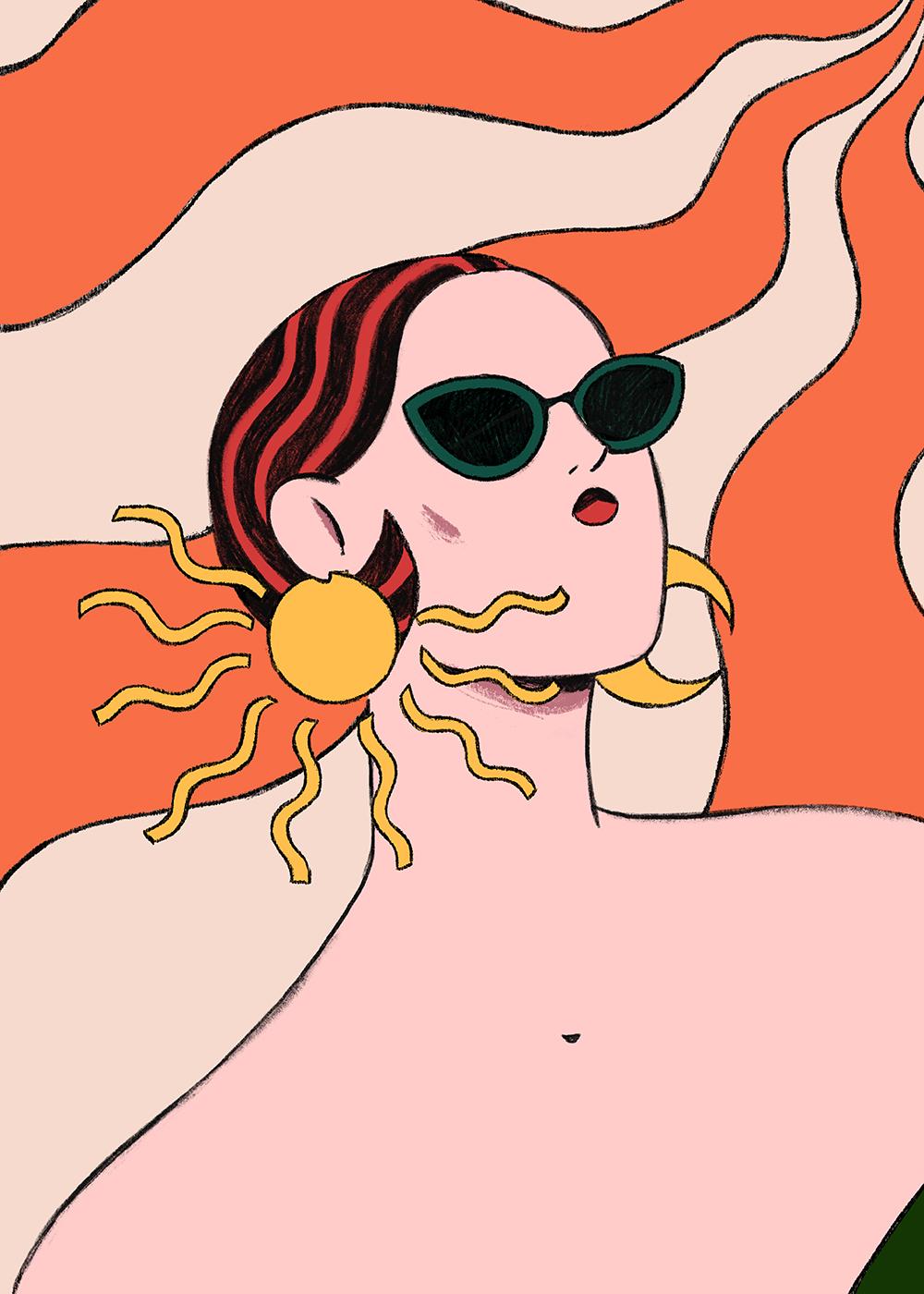 Sun and Moon – Alice Des
