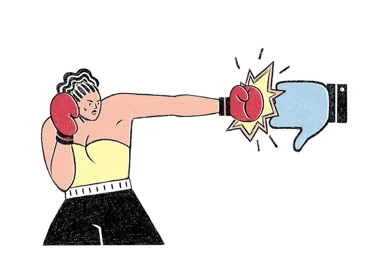 WWDS – Féministes Contre Le Cyberharcèlement – Alice Des