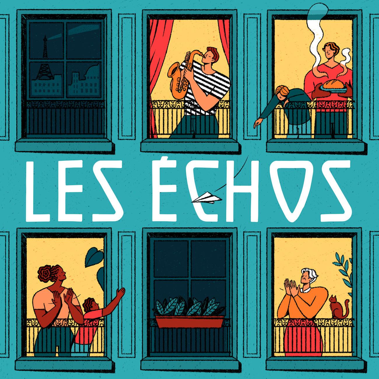 Alice Des – Les Echos