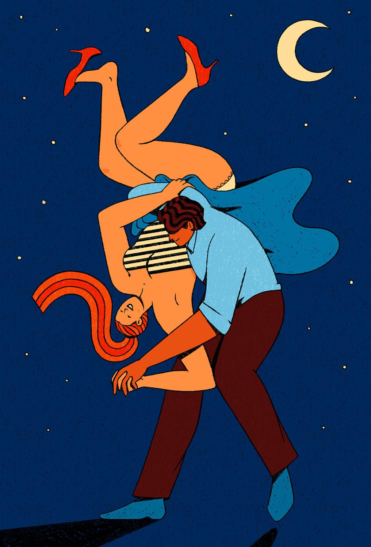 Alice Des – All Night Dance