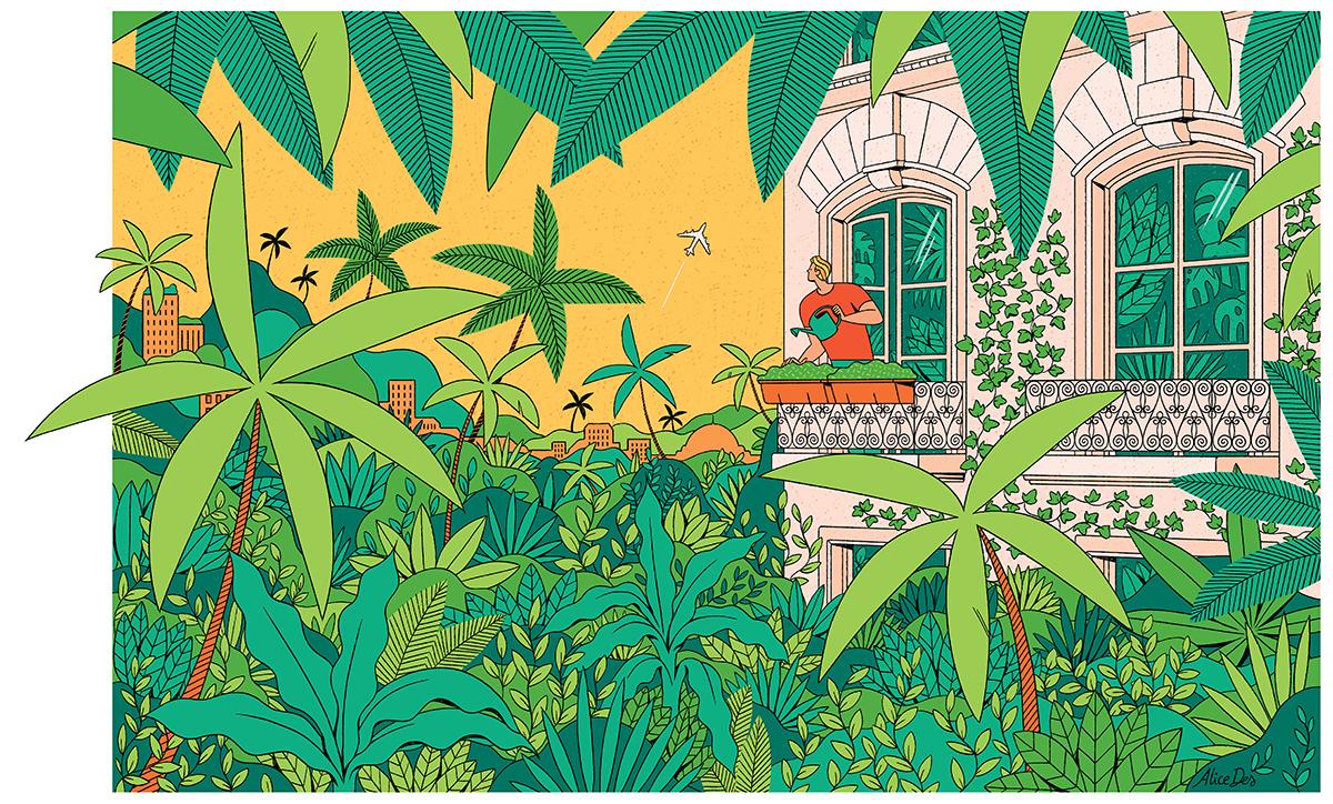 Alice Des  – L'Obs – Ecologie